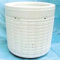 10年間使用の全自動洗濯機の洗濯漕の実地試験